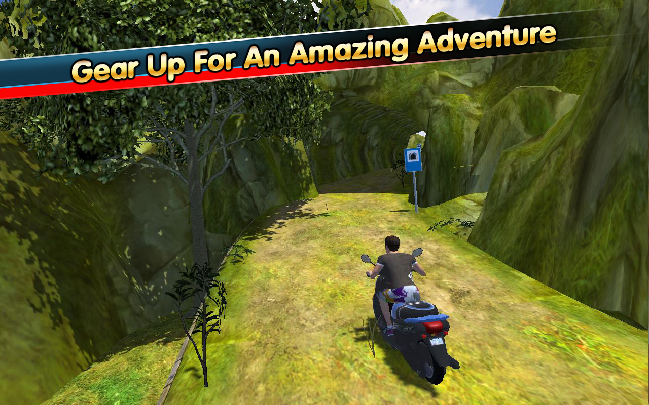 Modern Hill Climber Moto World Screenshot 6