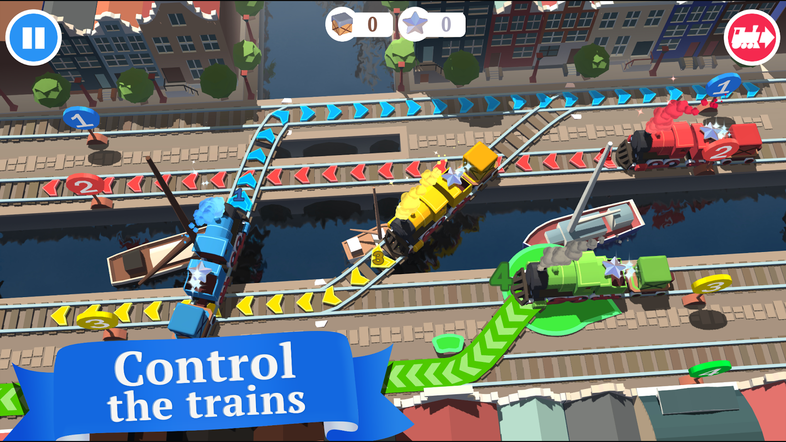 Train Conductor World Screenshot 0