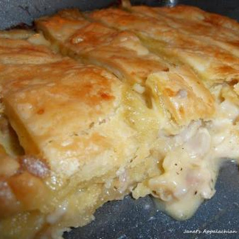 Mama's Chicken Pie