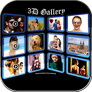 Quick Photo Gallery 3D & HD