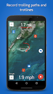 Fishing Points: GPS & Forecast- screenshot thumbnail