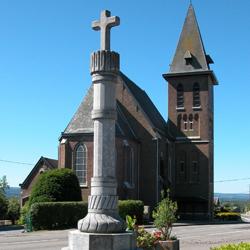 photo de Saint-Hubert (église de Surister)
