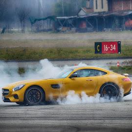 AMG+STIG by Davide Corona - Sports & Fitness Motorsports