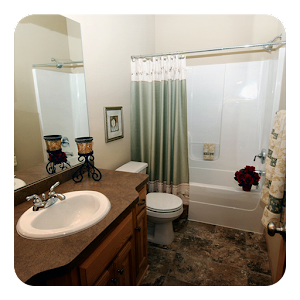 Bathroom decorating ideas free android apps on google play for Play 1 bathroom
