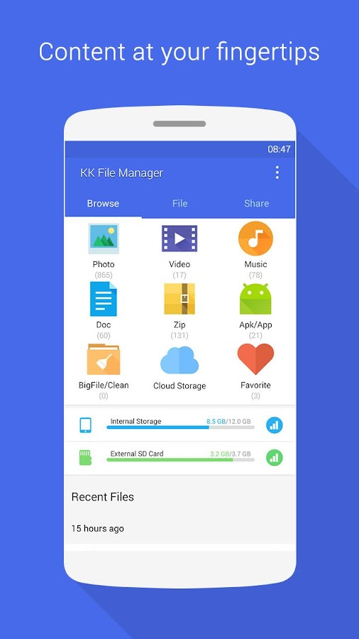 File Manager Screenshot 0