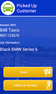 848 848 Taxis Lancaster - screenshot