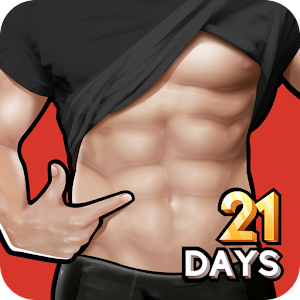 21 days Abs Workout - home fitness for Six Pack For PC / Windows 7/8/10 / Mac – Free Download