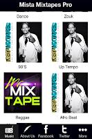 Screenshot of MR Mixtapes*