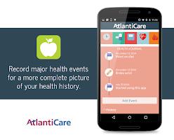 Screenshot of AtlantiCare