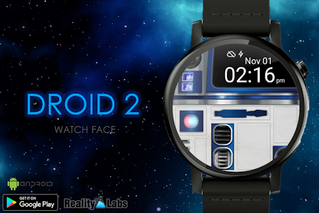 Droid 2 - Watch Face