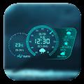 Dash Clock&Neon Weather Widget