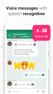 icq video calls & chat Screenshot