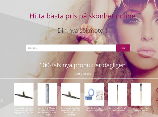 skönhet online billigt