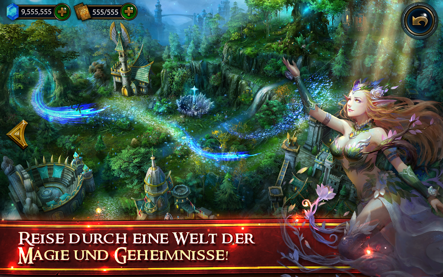 Deck Heroes: Duell der Helden Screenshot 1