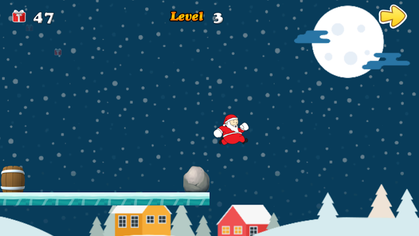 android Santa Claus: Gifts for kids Screenshot 5