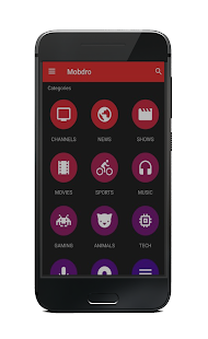 Mobdro TV APK for Kindle Fire