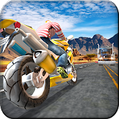 Extreme Highway Traffic Bike APK for Bluestacks