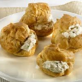 Crab Cream Puffs