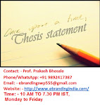 6.The Best Custom PhD Thesis Writing Services in Bhopal