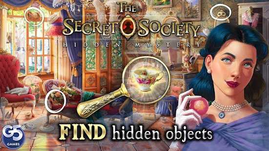The Secret Society® - Hidden Mystery (Unlimited Coins/Gems)