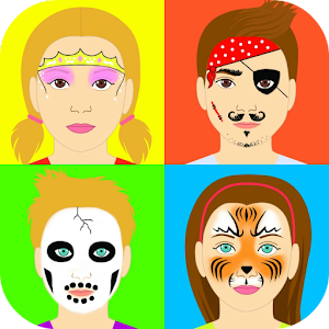 Cover art Face Painting 1-2-3