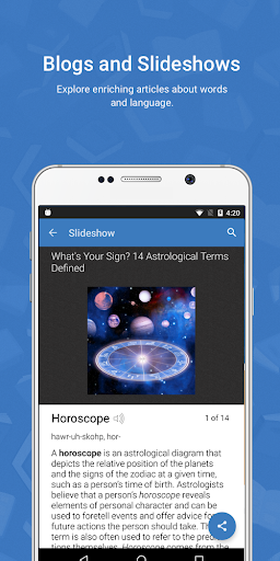 Dictionary.com Premium screenshot 7