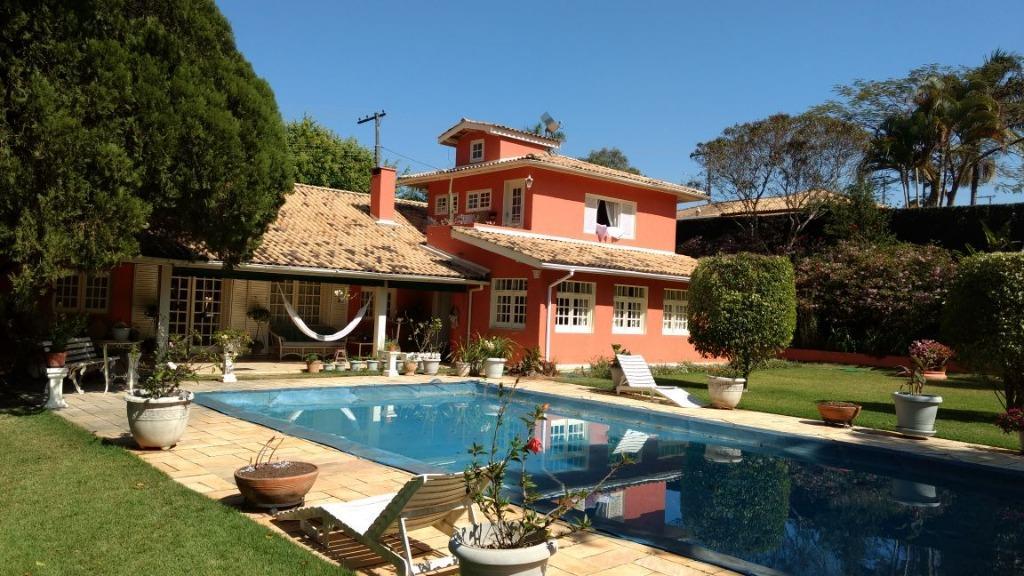 Belíssima Chácara Estilo Francês com 3 dormitórios à venda, 2058 m² por R$ 750.000 - Vale Encantado - Bragança Paulista/SP