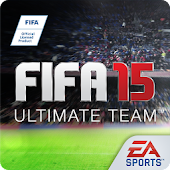 Game FIFA 15 Soccer Ultimate Team APK for Kindle