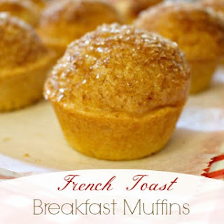 French Toast Breakfast Muffins