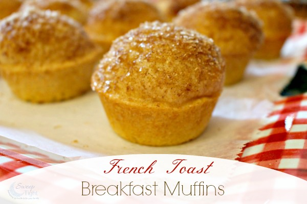 French Toast Breakfast Muffins Recipe | Yummly