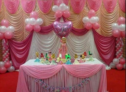 Birthday Decoration Idea - screenshot