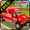 Ambulance Race Rescue Sim 911