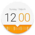 Timr Face Watch Face APK Image