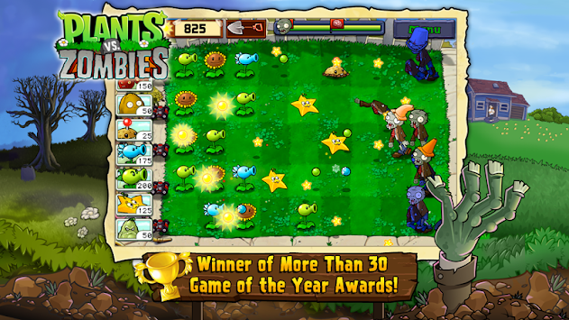 Plants Vs. Zombies FREE APK screenshot thumbnail 9
