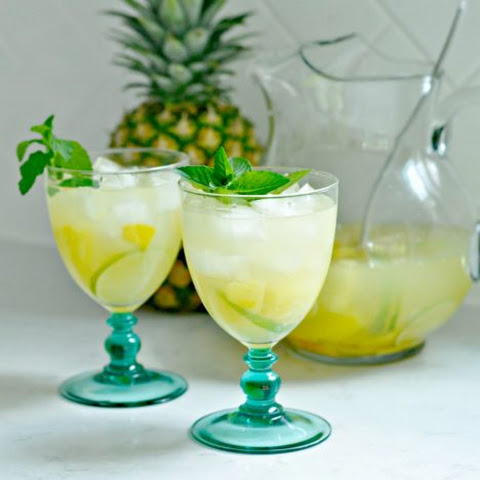 Cucumber-Mint Lemonade
