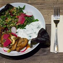 Damascus Chef descends on se15