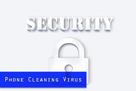 Phone Cleaning Virus Guide - screenshot