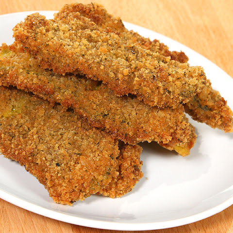 Crispy Fried Dill Pickles