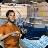 Game Cargo Ship Mechanic Simulator APK for Kindle