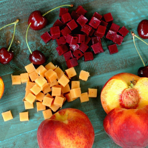 Summer Fruit Snacks With Protein Rich Grassfed Gelatin!
