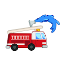 Fire Truck Racing icon