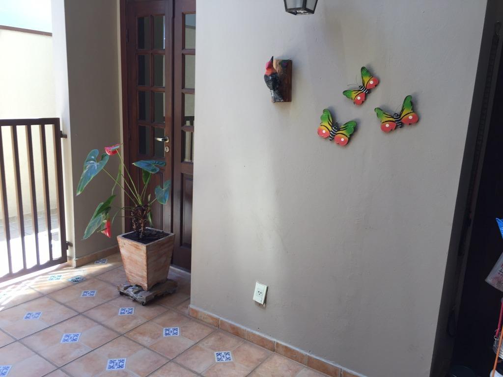 Casa 4 Dorm, Cidade Universitária, Campinas (CA0695) - Foto 2