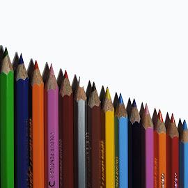 Pencil graph by Kambala Rajesh - Artistic Objects Education Objects