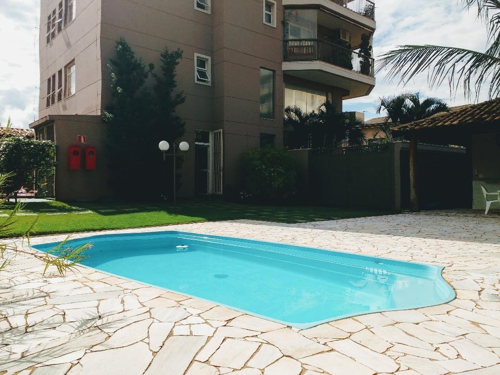 Apartamento à venda, 150 m² por R$ 650.000,00 - Mercês - Uberaba/MG