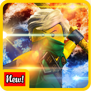 New strategy for Lego Ninjago WU-CRU on your phone APK Icon