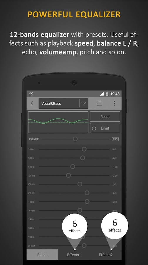 Stellio Music Player Screenshot 5