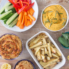 Three Types of Hummus