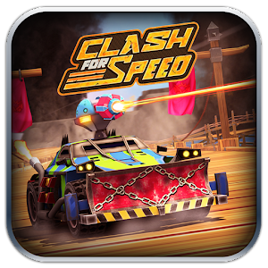Clash for Speed – Xtreme Combat Racing For PC (Windows & MAC)