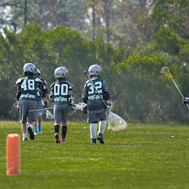by Jan Herren - Sports & Fitness Lacrosse