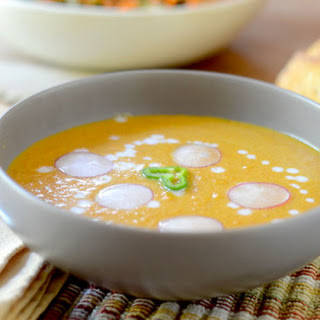 Curried Carrot Soup Turmeric Recipes